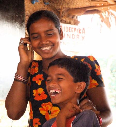 Kommunikation - vi skrattar åt samma sak